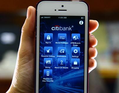 Citi Upgrades Mobile App For U.S. Clients