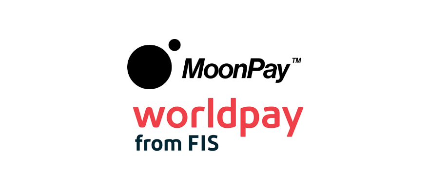 Crypto Payments Infrastructure Provider MoonPay Chooses Worldpay from FIS for Global Expansion and Card-to-Crypto Services