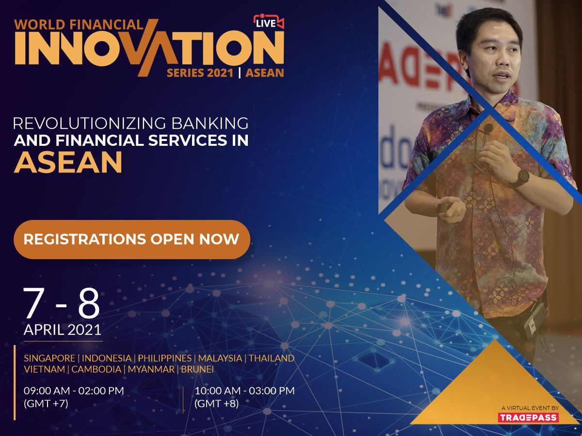 Tradepass to host World Financial Innovation Series for ASEAN