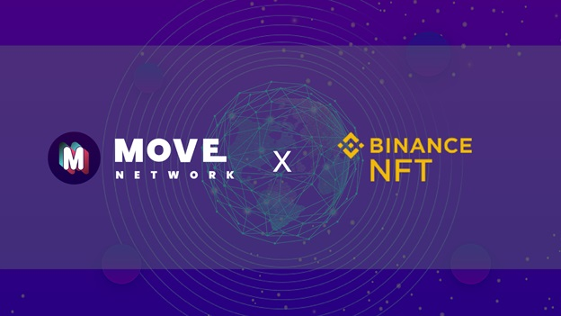 MOVE Network and Binance NFT Marketplace are Jointly Launching an Exciting NFT Drop Event for Brightburn