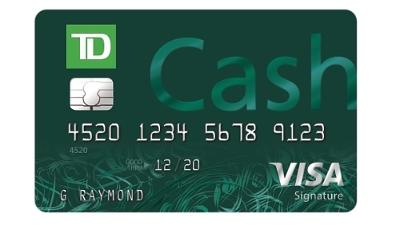 TD Bank to Release Cash Rewards Credit Card