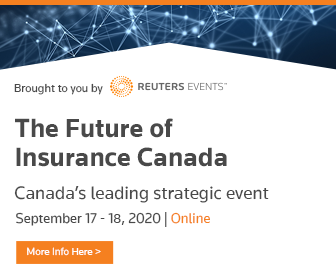 The Future of Insurance Canada: Registration is Live for Reuters Events' C-Suite-driven Online Event