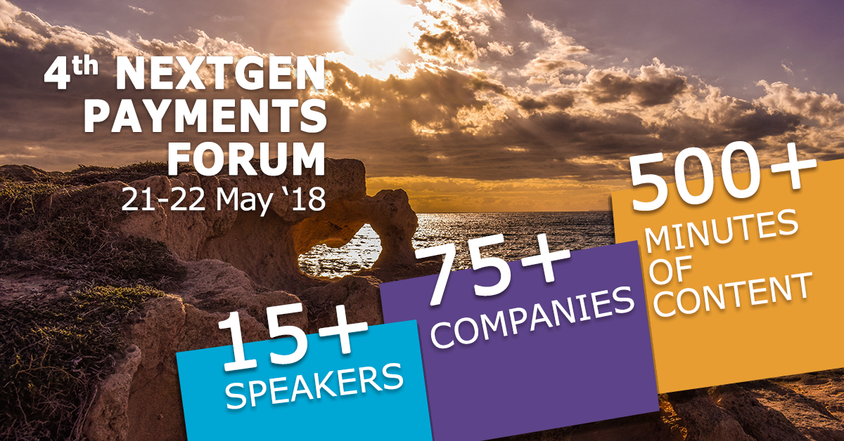 4th Nextgen Payments Forum - Cyprus: Building a Network of Industry Influencers