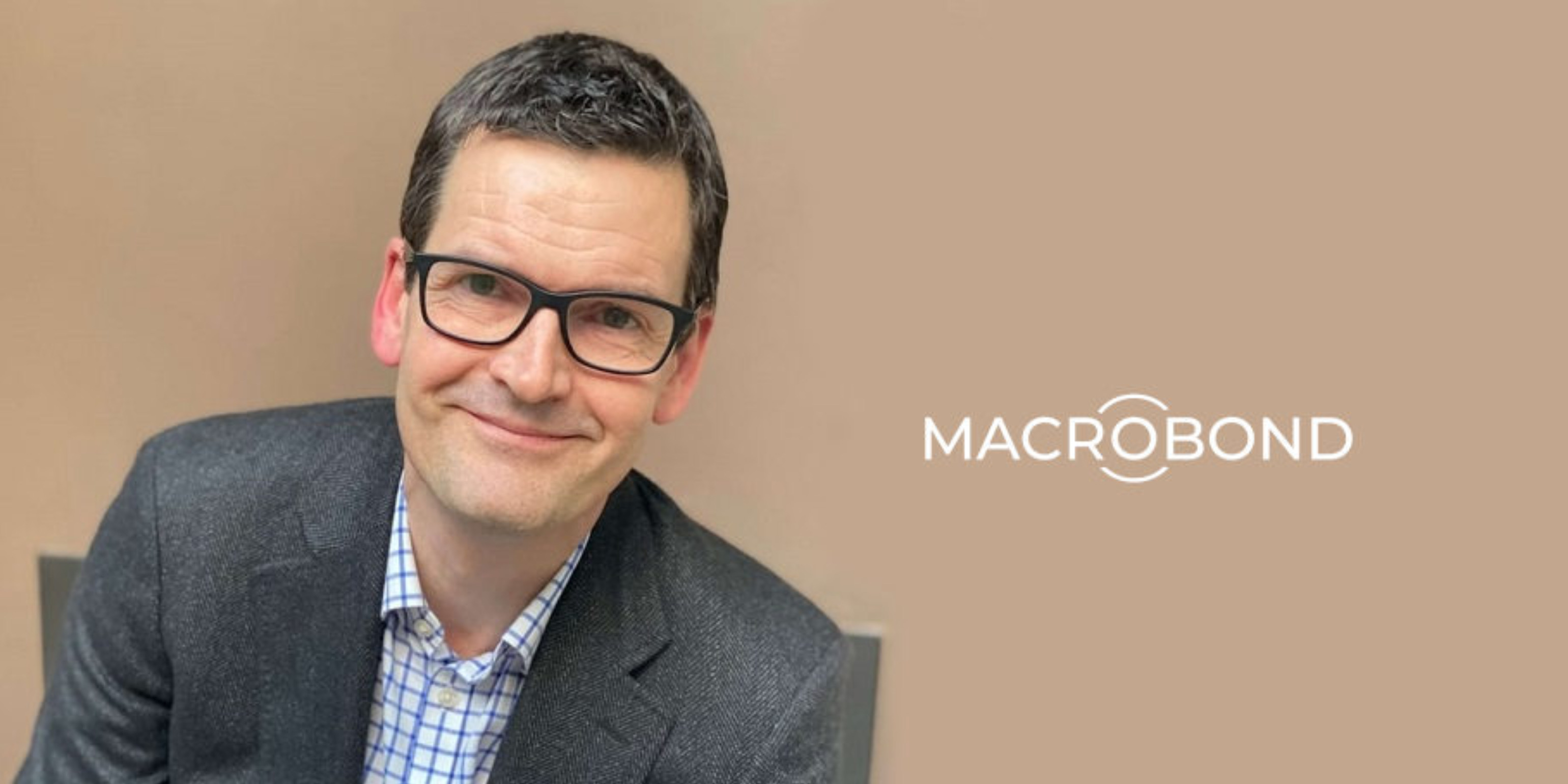 Macrobond Financial Appoints Howard Rees as Chief Commercial Officer