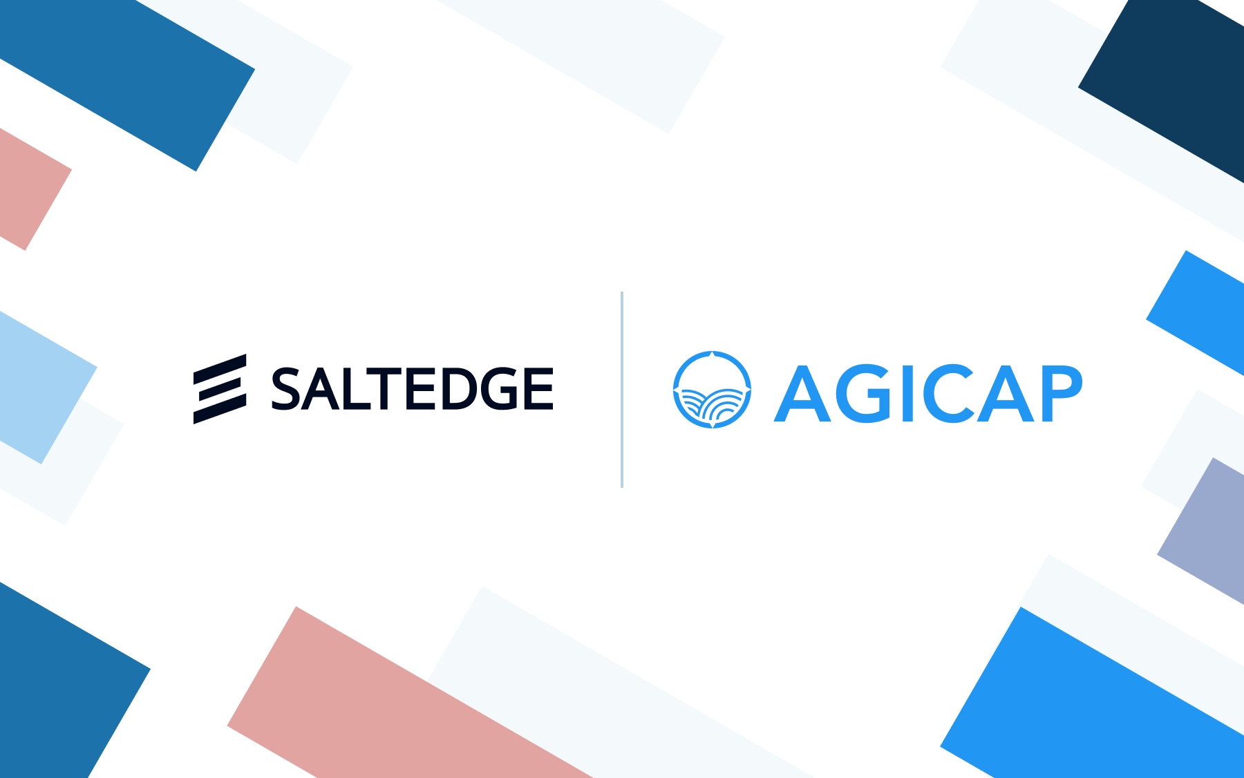 Agicap Selects Salt Edge to Digitalise Cash Flow Management and Forecasting for SMEs