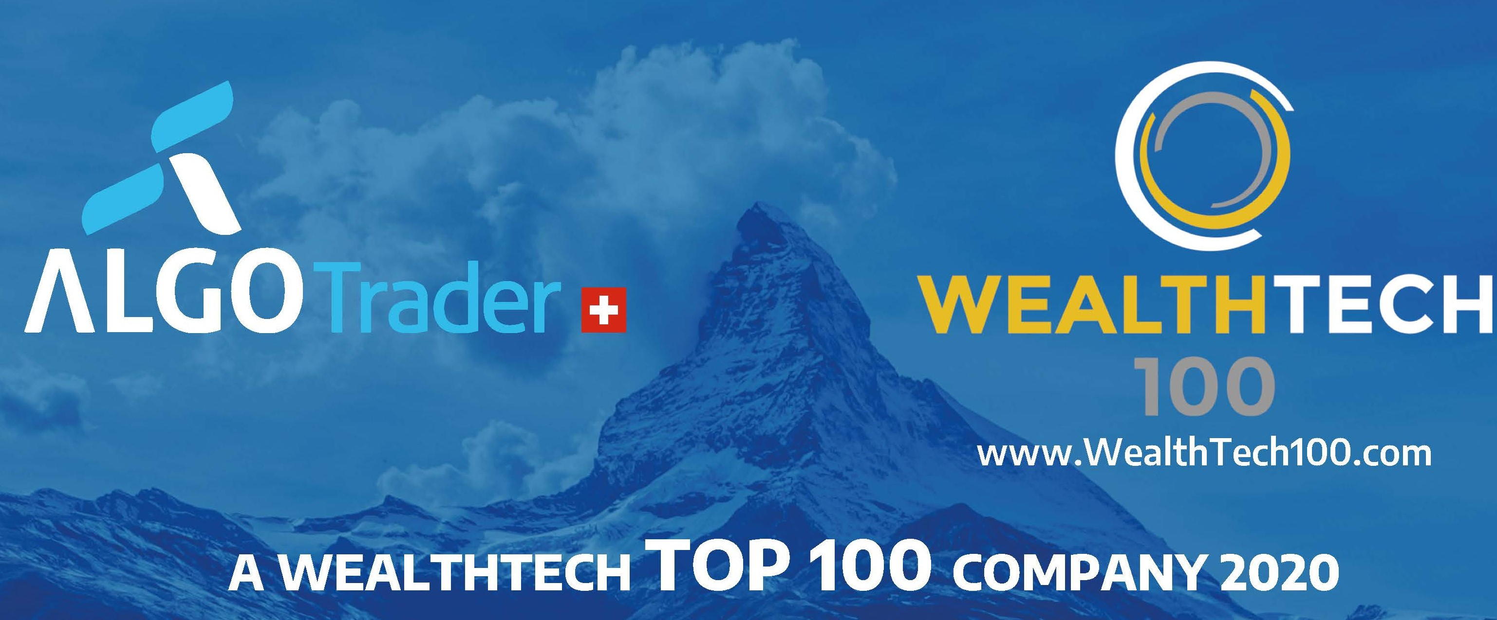 Swiss AlgoTrader AG among the Top 100 WealthTech companies globally