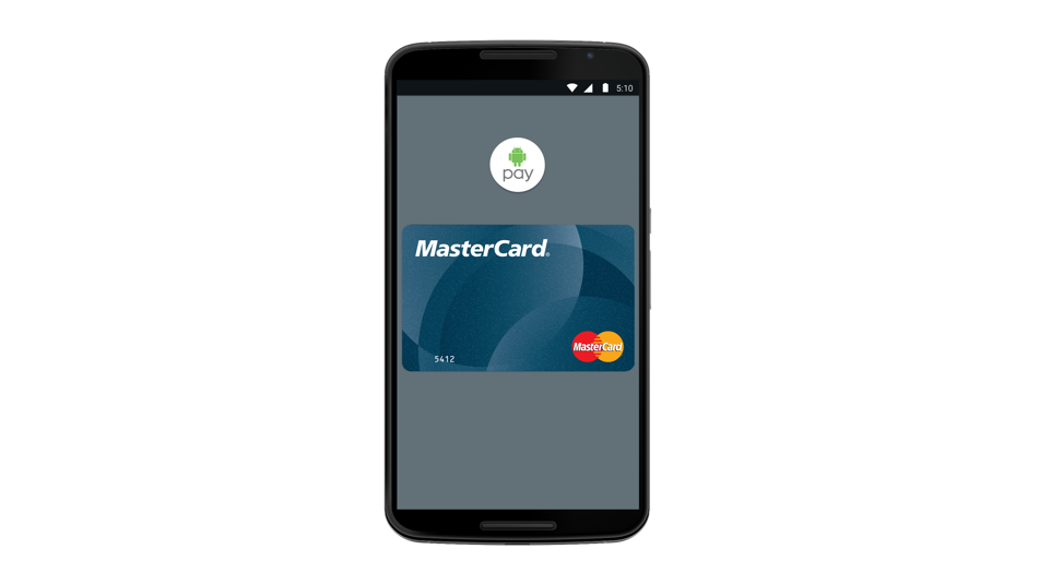 Mastercard Cardholders in Hong Kong Can Now Use Android Pay