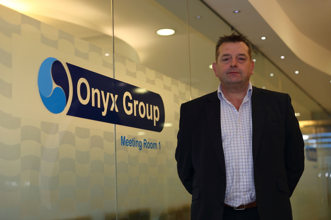 Onyx Group Appoints Andrew Bevan to the Position of Director of Client Solutions