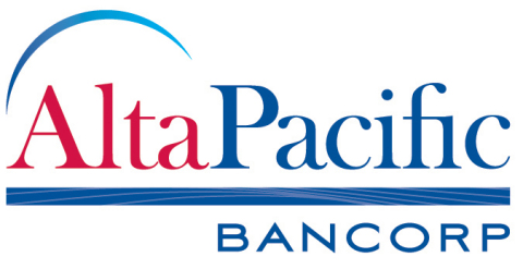 AltaPacific Bancorp Terminates Merger Agreement