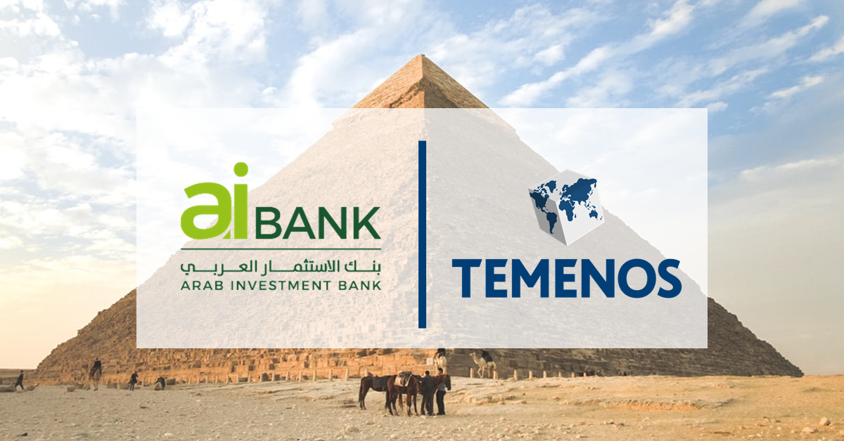 Arab Investment Bank Selects Temenos to Drive Digital Growth and Financial Inclusion