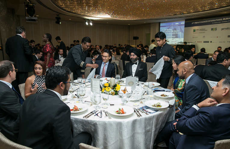 Arena International Announces the Upcoming Private Banker International Greater China Awards Luncheon 2018