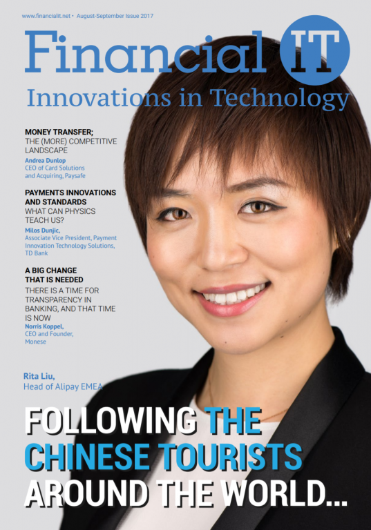 Financial IT August-September Issue 2017