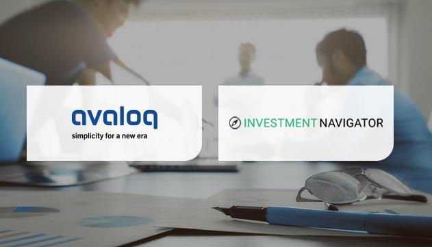 Investment Navigator Delivers Holistic Reg-Tech Solution for the Avaloq Wealth Platform