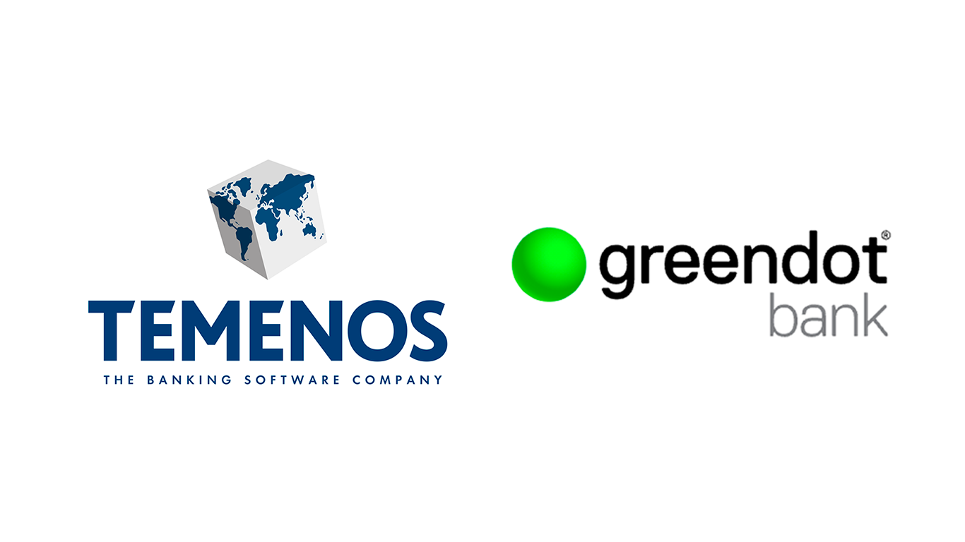 Temenos Selected by Green Dot to Help Build and Power the Digital Bank and Fintech's Cloud-based Processing Platform