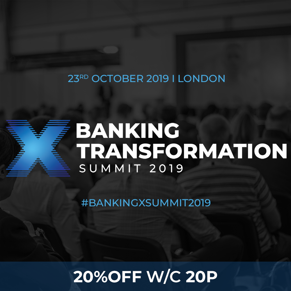 The Digital Transformation Event for Financial Leaders – Co-located with Connected World Summit & Smart Home Summit