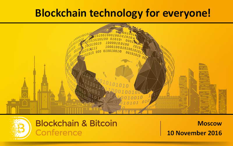 How did Blockchain & Bitcoin Conference in Moscow Go?