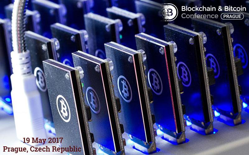 Prague to Host Exhibition of Blockchain Developments and Mining Hardware