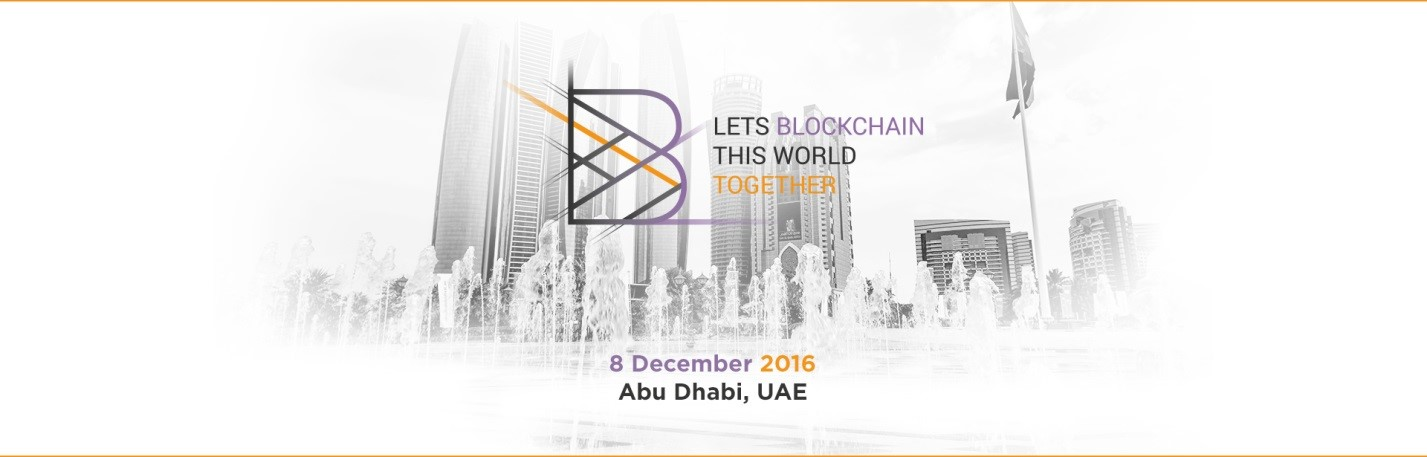 Blockchain Enabled Shareholder / Proxy Voting System at Blockchain Conference Abu Dhabi