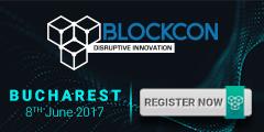 COSS.IO to host BlockCon - Disruptive Innovation conference in Romania