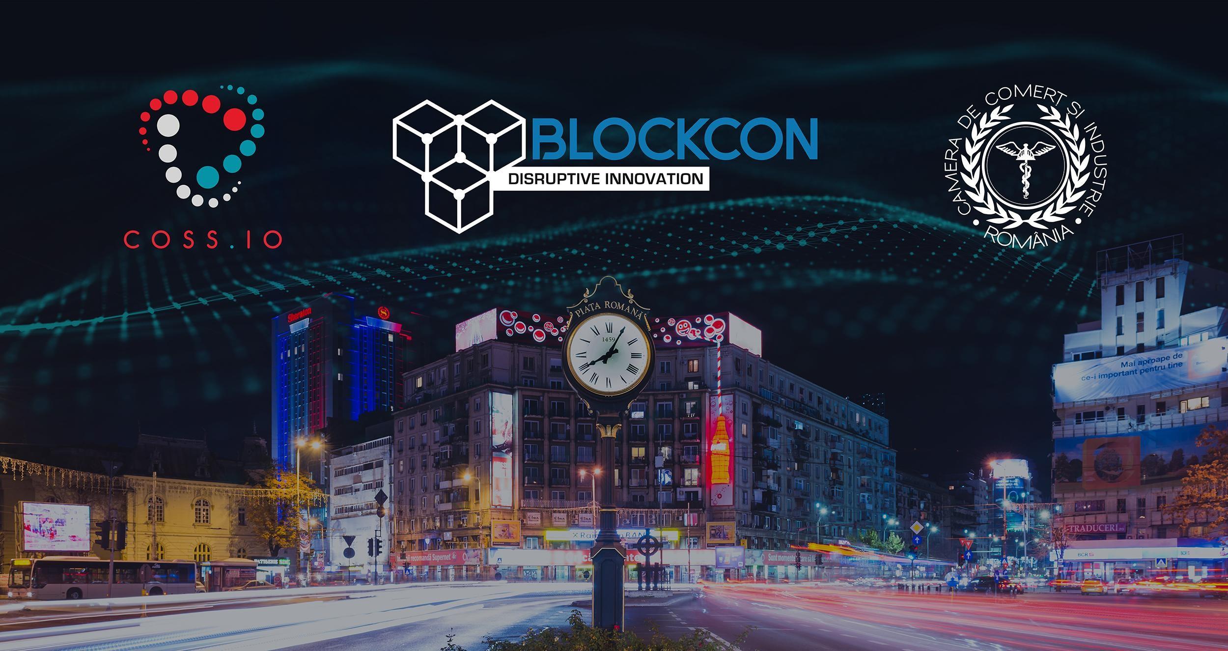 Bucharest, Romania: BlockCon - Disruptive Innovation Conference Resume