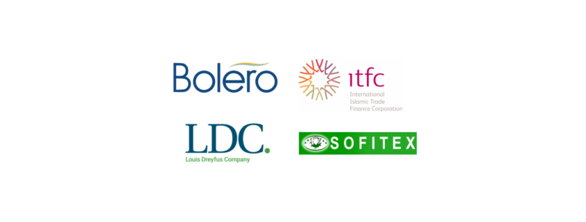 International Islamic Trade Finance Corporation Conducts First Transaction with Partners on Bolero Trade Finance Platform