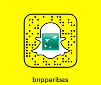 BNP Paribas Signs a Global Partnership with Snap