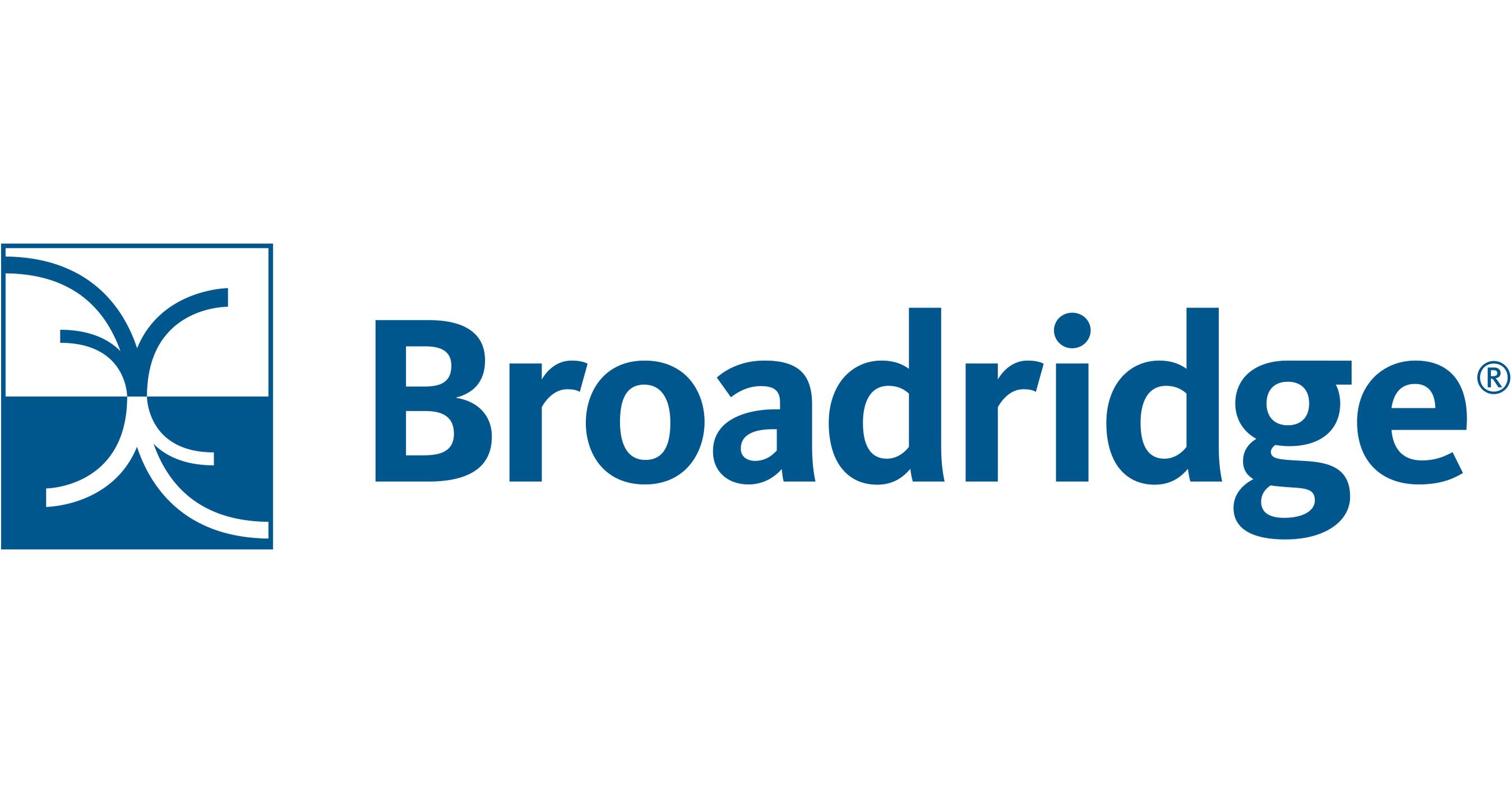 Broadridge Acquires Innovative Post-Trade Solutions Business