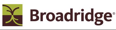 Broadridge Enhances Corporate Governance Solution