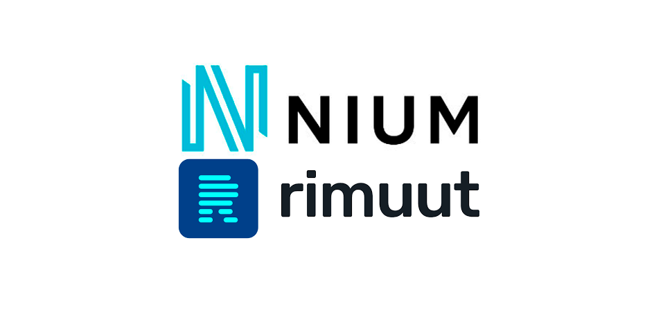 Rimuut Partners with Nium to Enable Seamless International Payment Services for Businesses and Freelancers