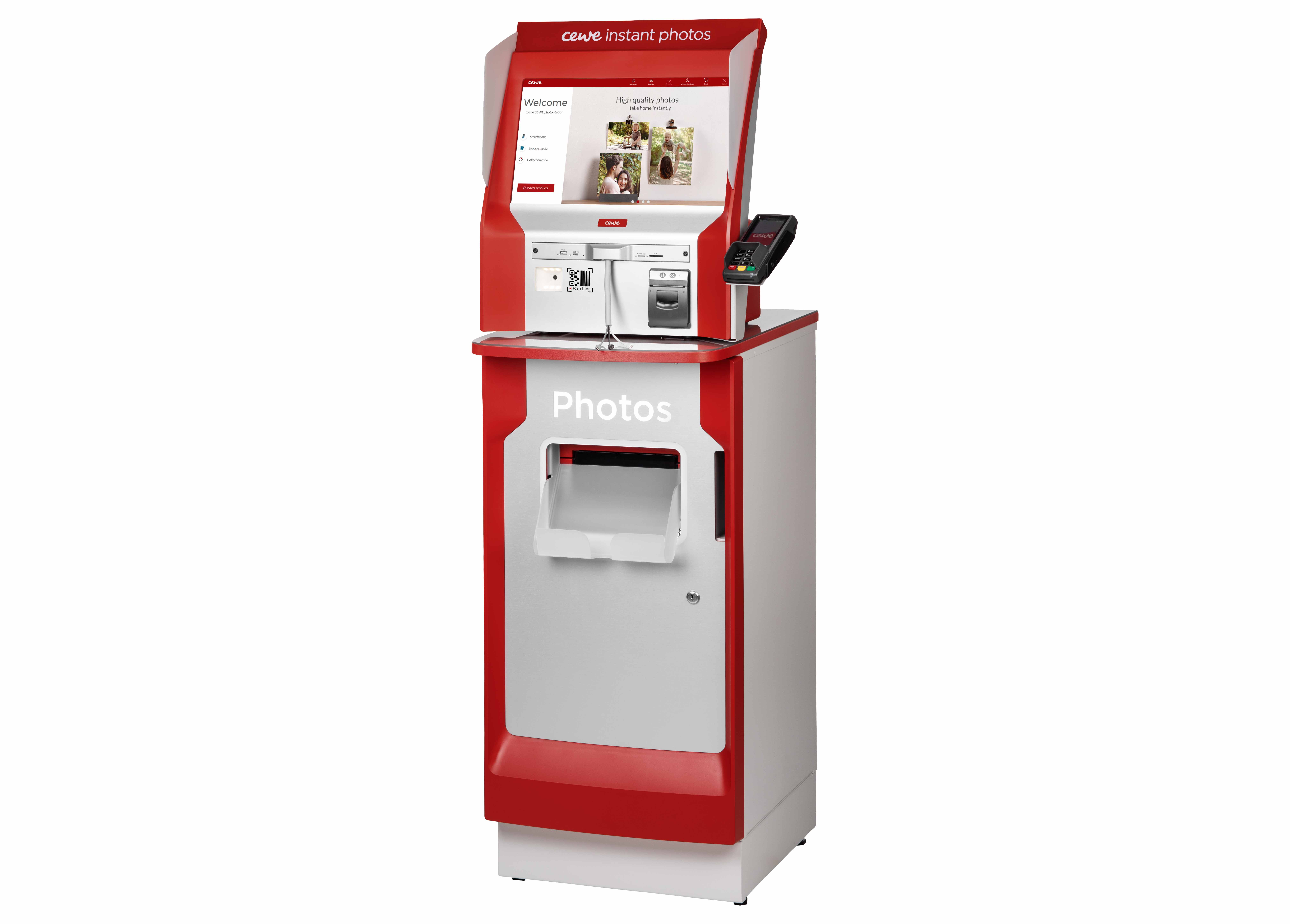 Computop Equips CEWE Photo Stations with Payment Function