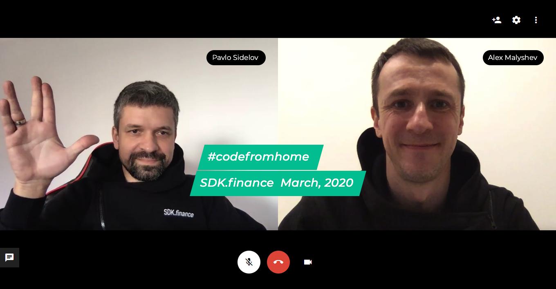 SDK.finance Offers Free FinTech Software to Fight the Economic Impact of the Coronavirus