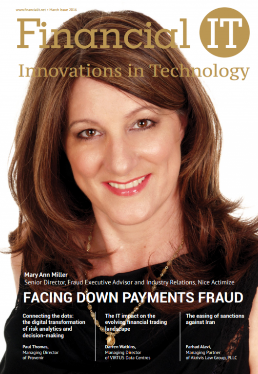 Financial IT March Issue 2016