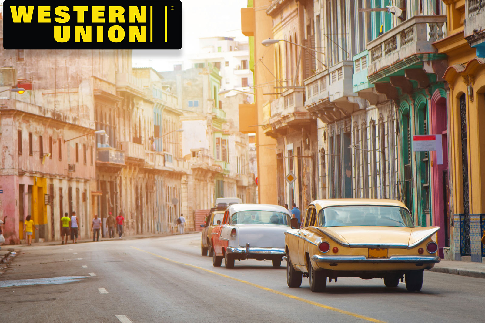 Western Union will be Available in Cuba