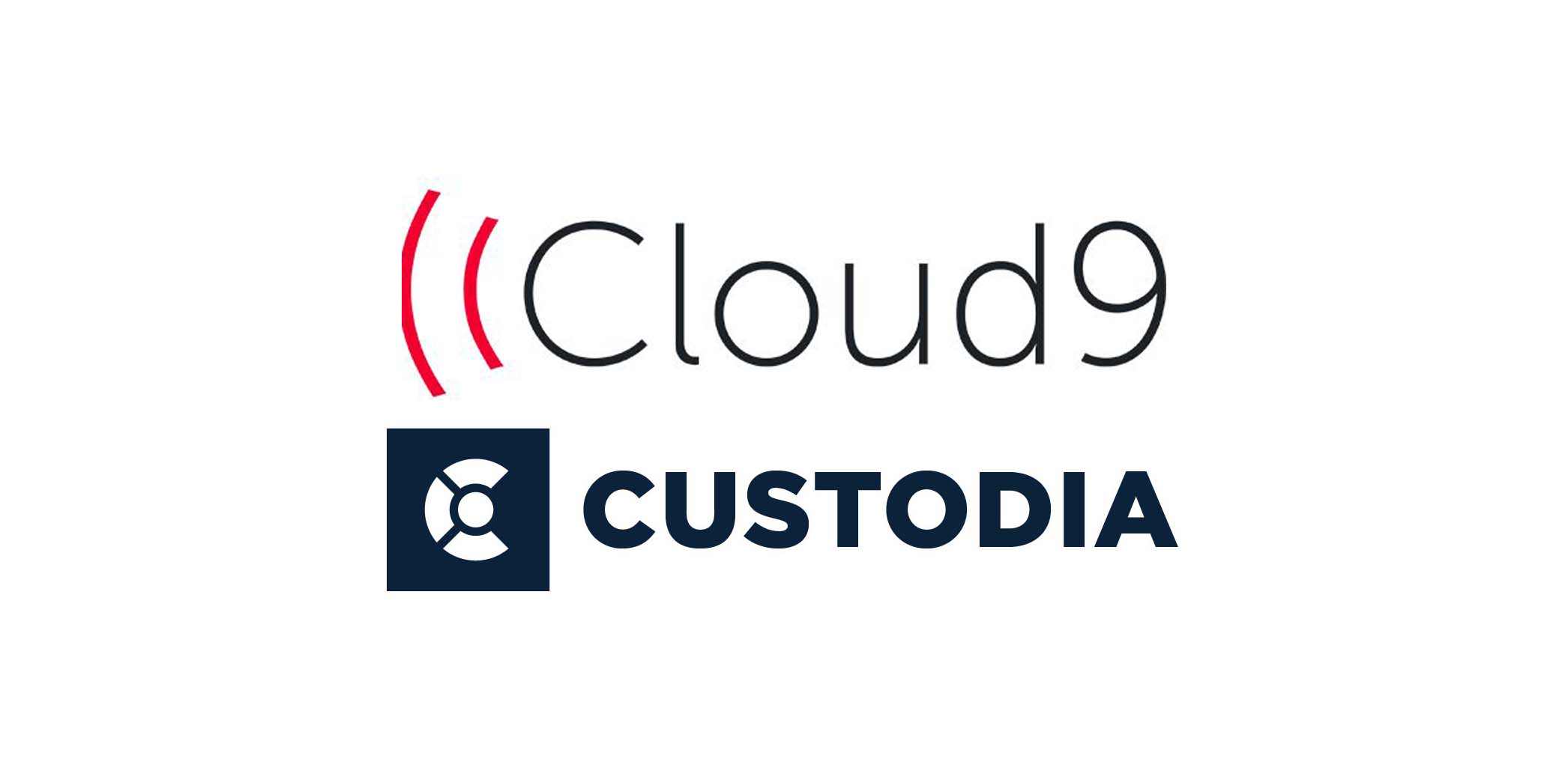 Cloud9 Partners with Custodia to Deliver End-to-End Voice Recording Capture and Compliance.