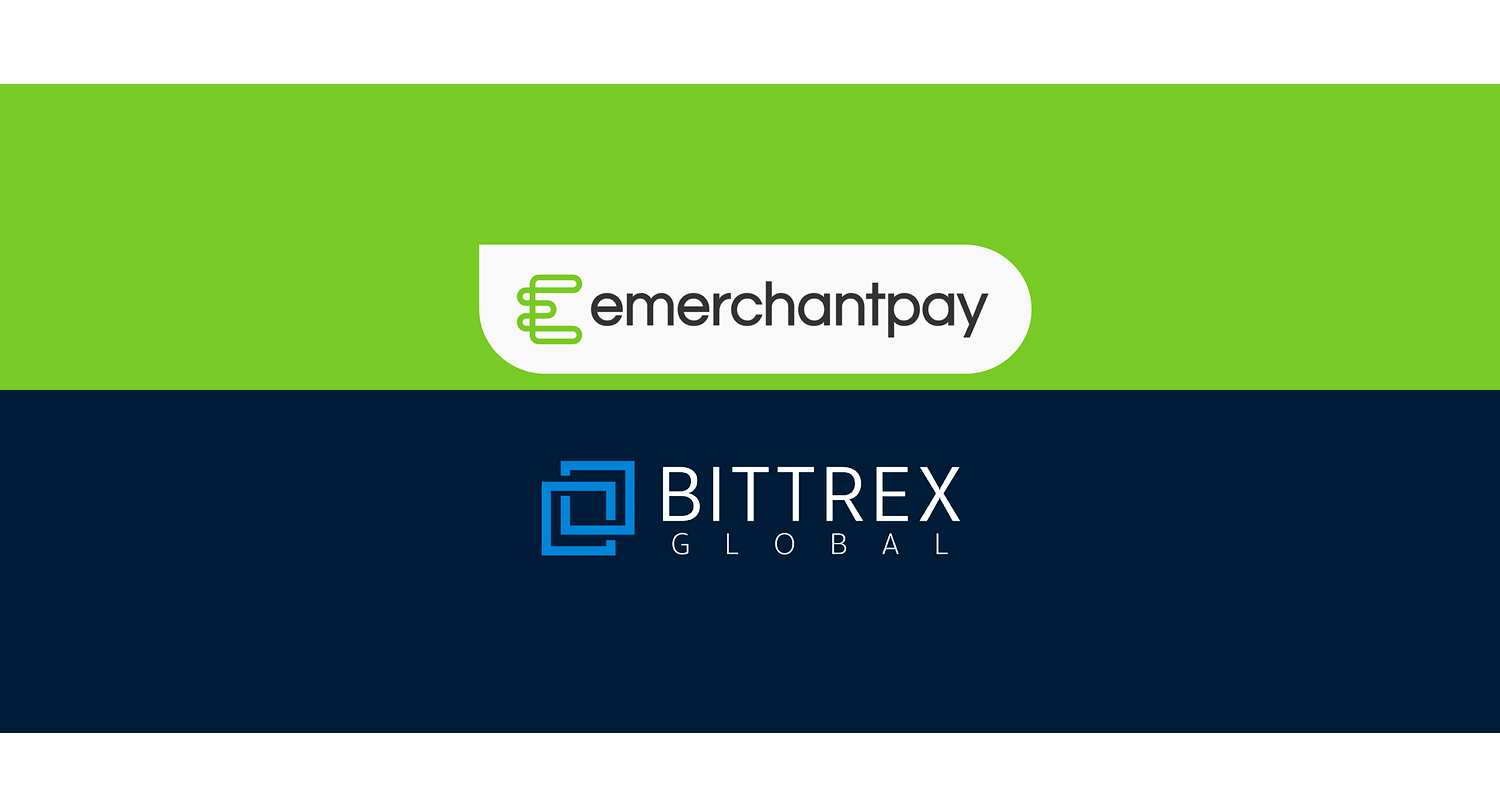 Bittrex Global Partners with Emerchantpay to Enhance their Payment Offering