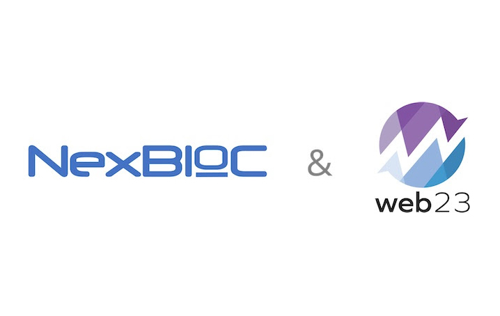 Web23 and NexBLOC Using Butterfly Protocol for Creating a Blockchain Naming System on the Cardano Blockchain Platform