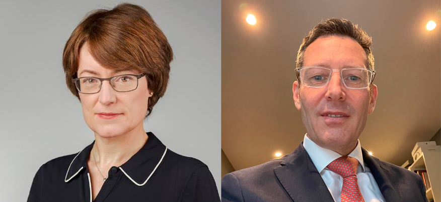 AXA Retail Insurance Appoints Marco Distefano and Anna Fleming to Senior Team