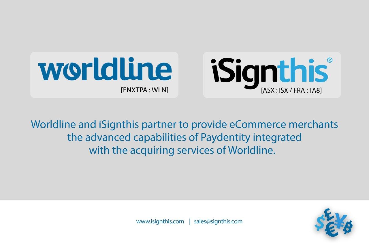 Worldline Partnership Enhances Paydentity Services Across EU