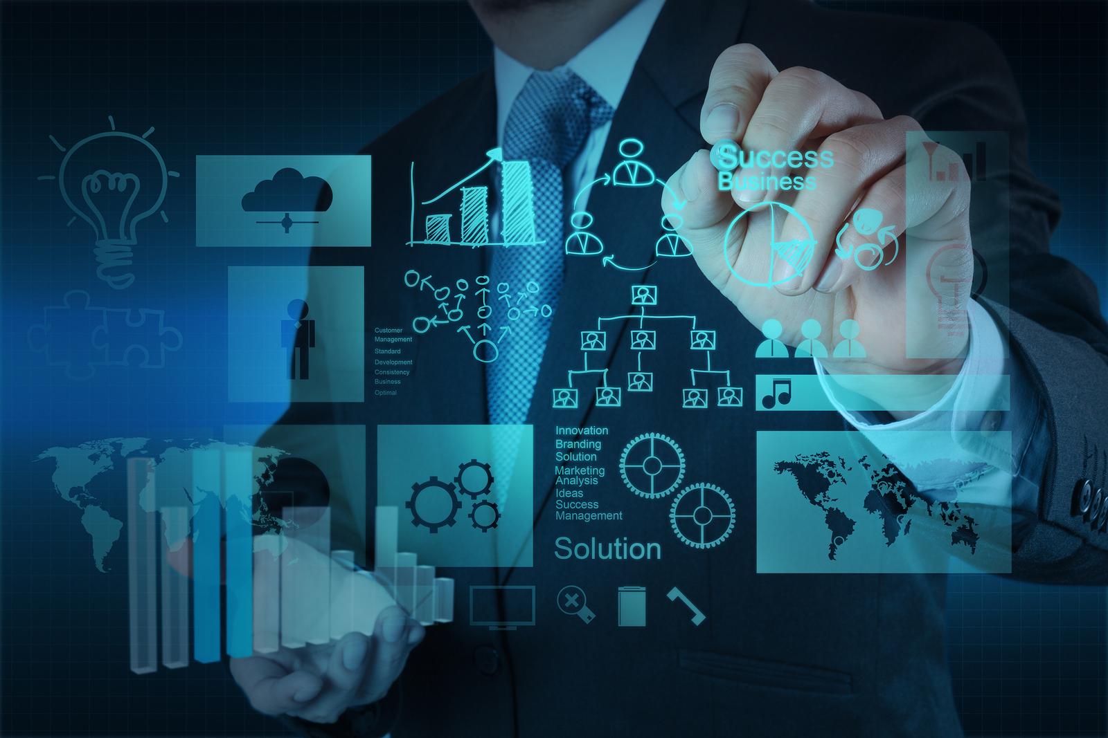 CBI & IBM Analyse Digital Divide of British Businesses