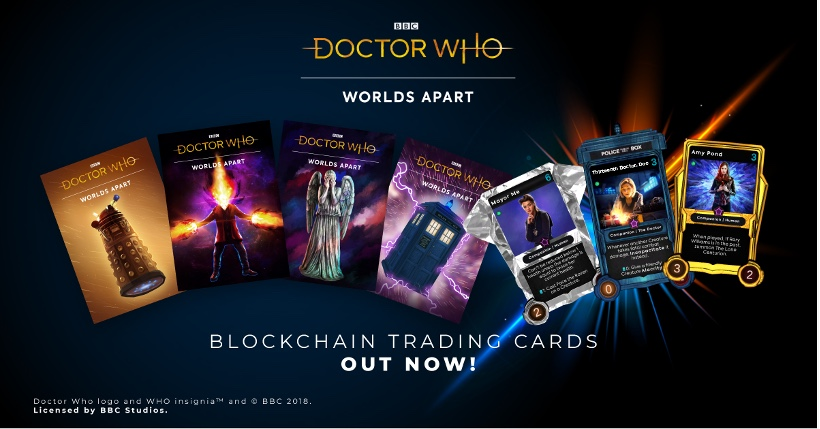 Reality Gaming Group Partners with Coinify for Doctor Who Virtual Currency Payments