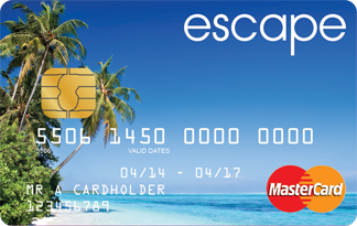 Tuxedo Money Solutions Launches Escape Travel Money Prepaid MasterCard® Cards