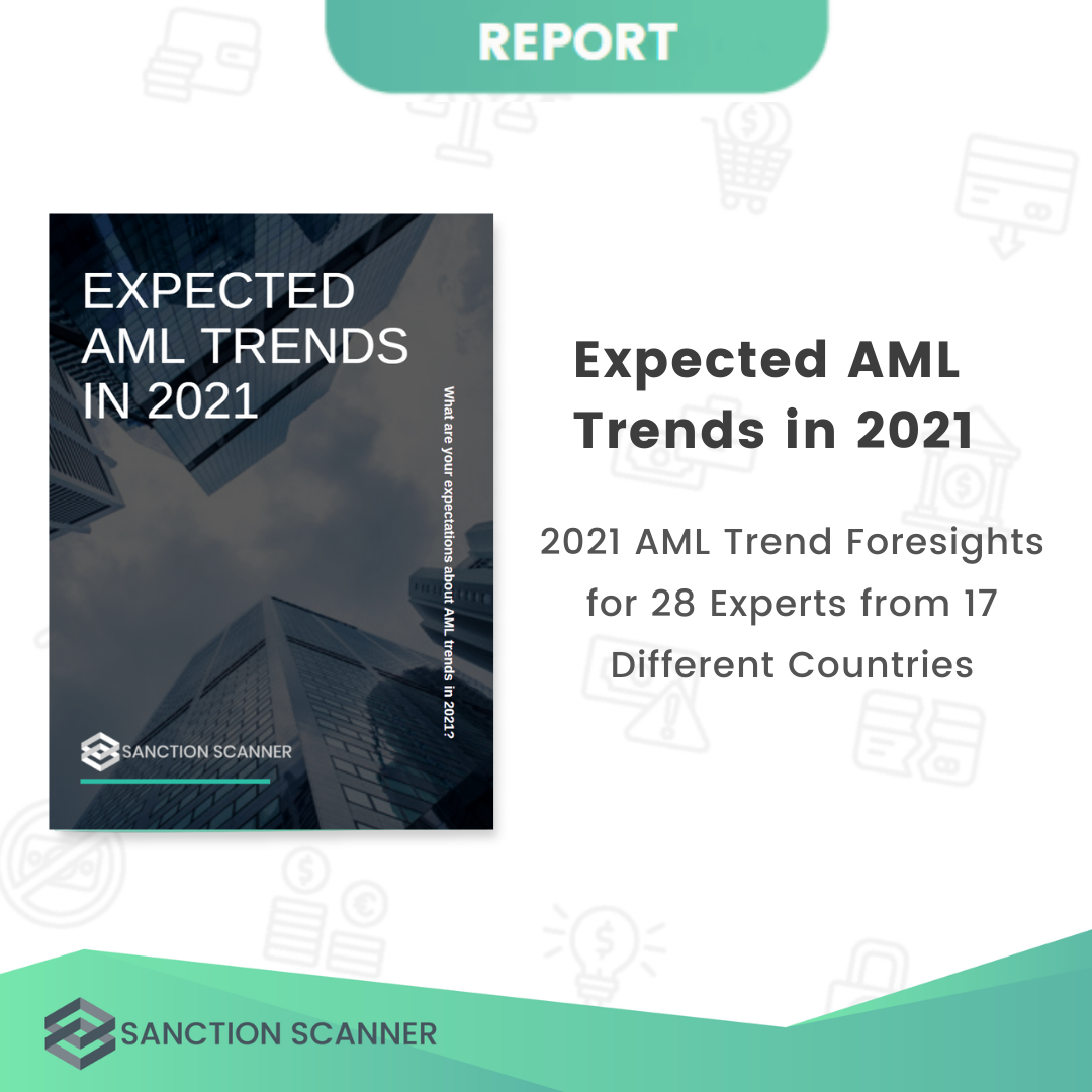2021 AML Trend Foresights for 28 Experts from 17 Different Countries