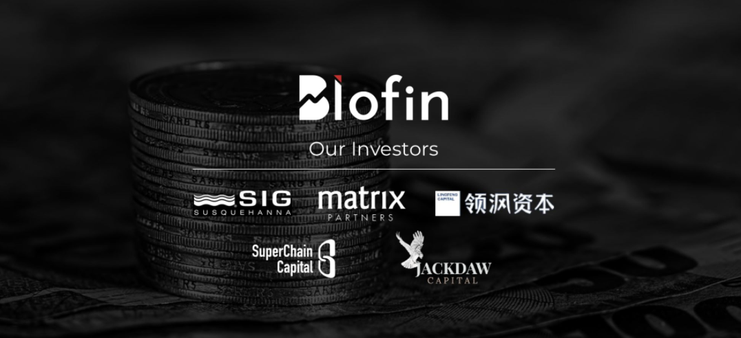 Crypto Financial Services Firm Blofin Raises US$12 Million Series A2 Led by KuCoin Eco Fund