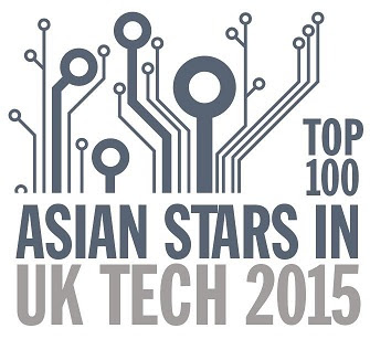 Top 100 Asian Stars in UK Tech List Celebrates Diversity in the Digital Sector