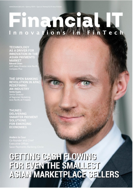 Financial IT Spring Issue 2019