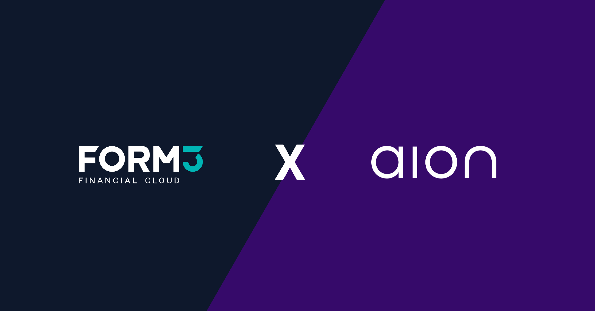 Aion Bank Partners With Form3 to Disrupt Banking and Change the Way We Think About Finances