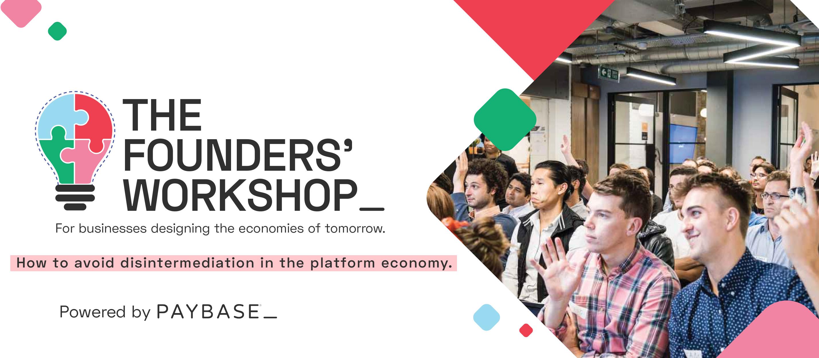 Paybase Launching Founder Workshop
