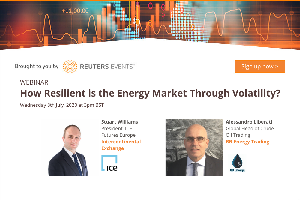 Reuters Events Discuss the Resilience of the Energy Market Through Volatility