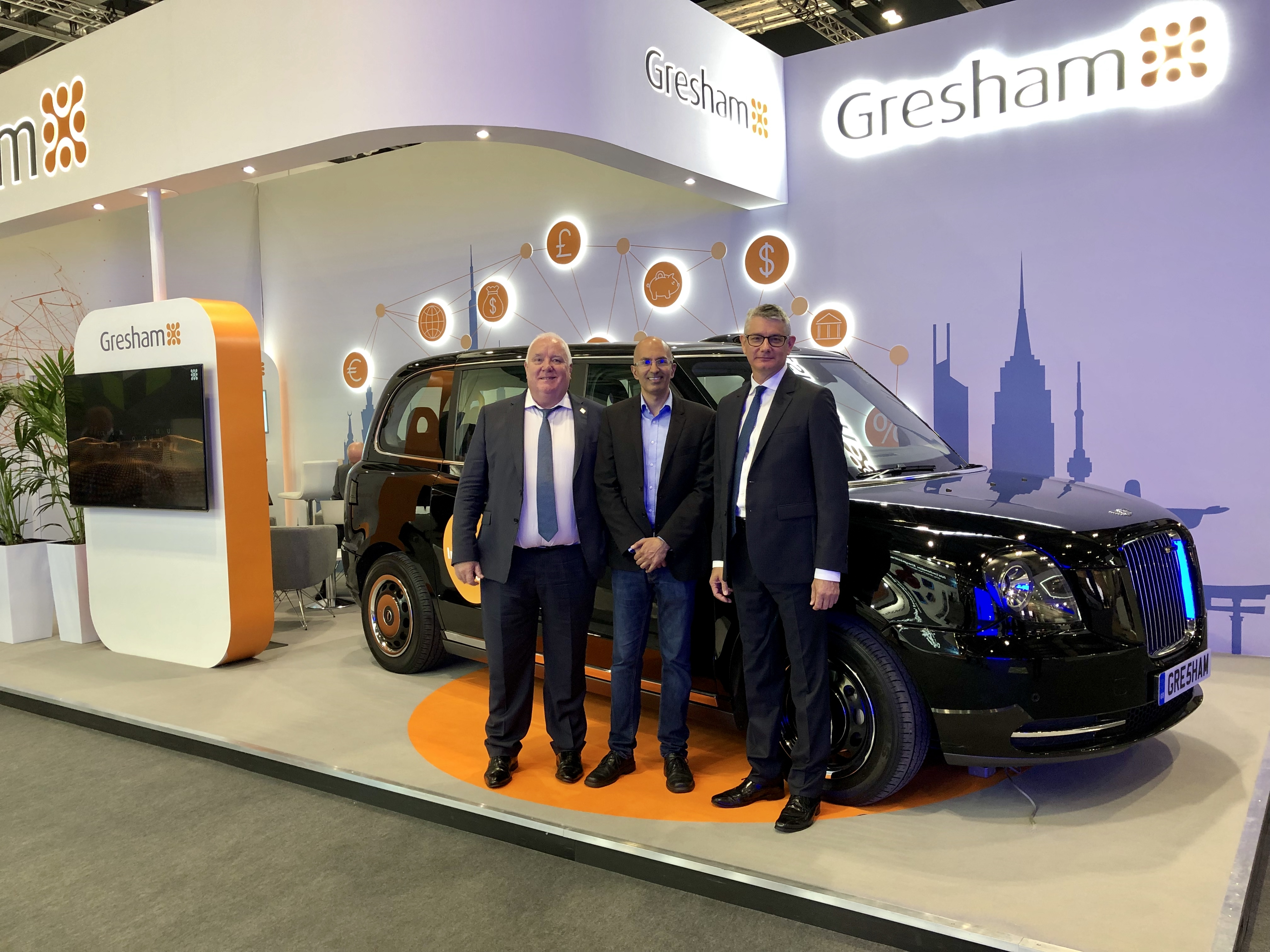 Gresham and AccessPay partnership to accelerate global adoption of Clareti Multi Bank services