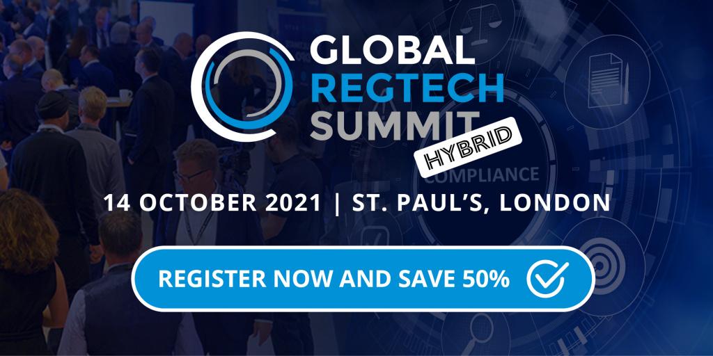 Global RegTech Summit 2021
